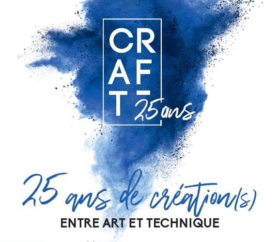 Craft 25 ans ENTETE